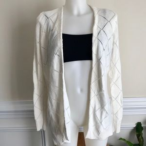 Ann Taylor knitted cardigan
